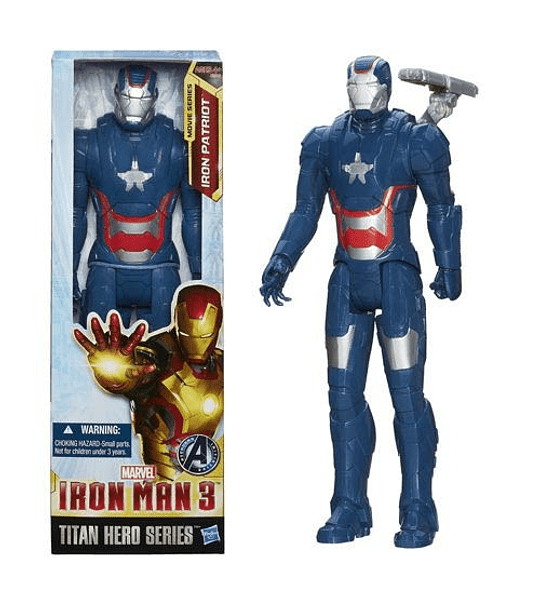 Iron Patriot Marvel