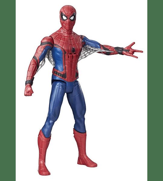Spider-man 12 palabras Marvel