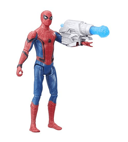 Spiderman Figura Web City 15 cm Marvel