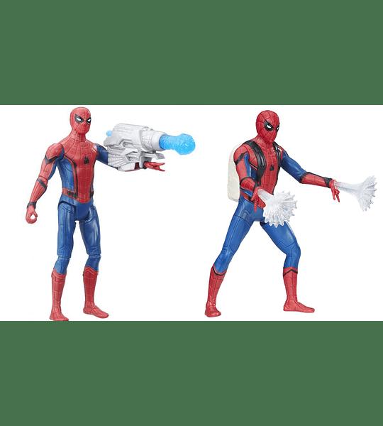 Marvel - Spiderman Figura Web City 15 cm (Hasbro)