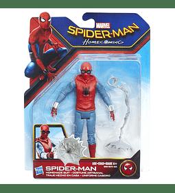 Marvel - Spider-Man Traje Hecho en Casa (Hasbro)
