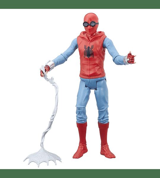 SpiderMan Traje Hecho en Casa Marvel