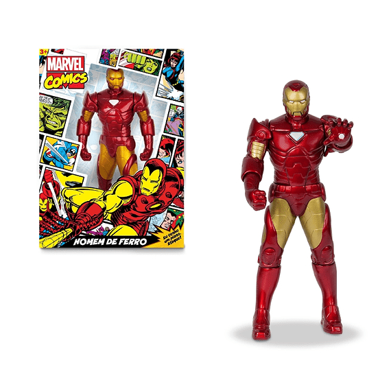 Iron man Comic Figura de 50 Cm Marvel