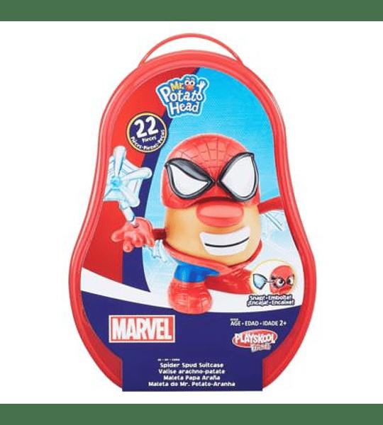 Marvel - Señor Cara de Papa, Spider-man ( PlaysKool)