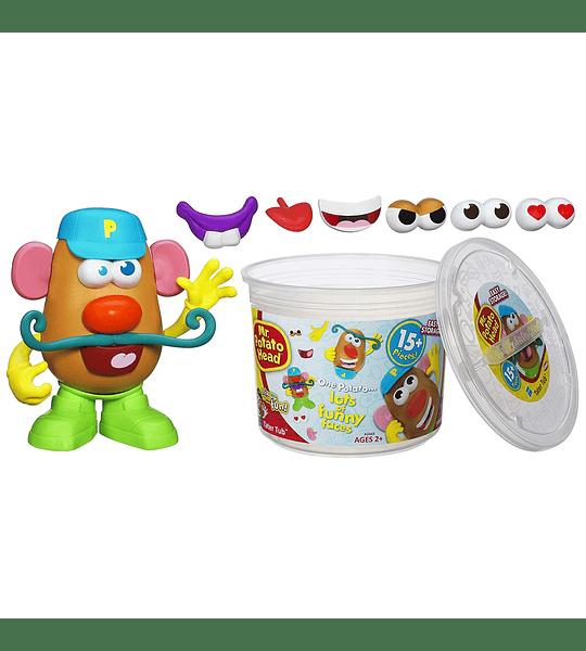 Señor cara de papa 15 piezas (PlaysKool - Hasbro)