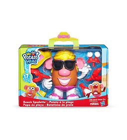 Señora Cara de papa 17 piezas la playa ( PlaysKool - Hasbro)