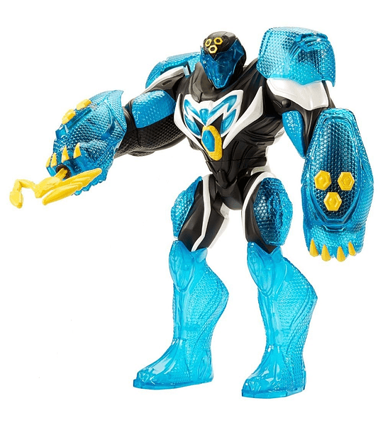 Max Steel - Exo-Tek Fuerza