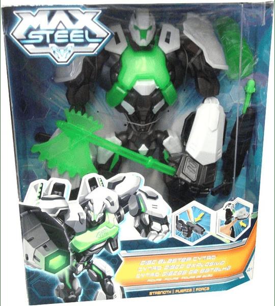 Max Steel - Cytro disco explosivo