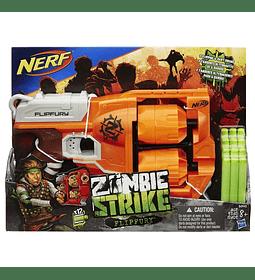 Nerf - Zombie Strike FlipFury ( Hasbro)