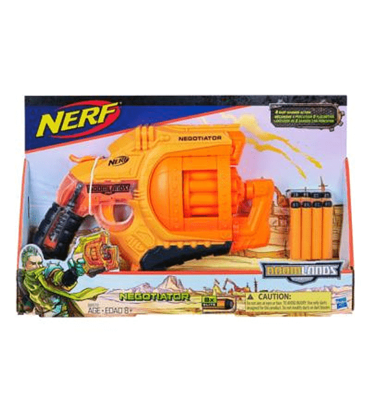 Nerf - Negotiator Doomlands