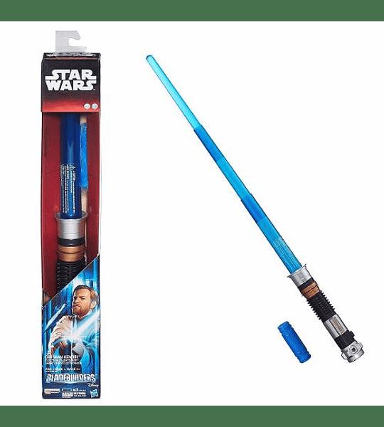 Star Wars - Espada láser de OBI-WAN Kenobi