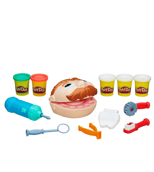 Play-Doh Set Dentista Bromista