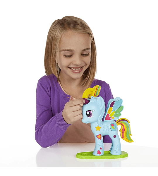 Play-Doh  Set Pony Ultimate Rainbow Dash