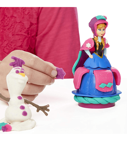 Set de Frozen Play-Doh