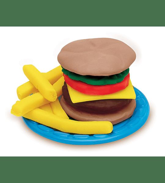 Pay-Doh,  Hamburguesas a la parrilla
