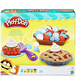 Play-Doh - Tortas Divertidas (Hasbro)