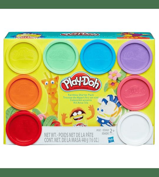 Play-Doh pack de 8 colores