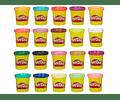 Play-Doh Pack de plasticina de 20 colores