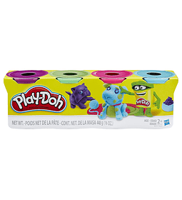 Play-Doh Pack de 4