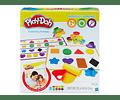 Play-Doh Formas y Colores Hasbro