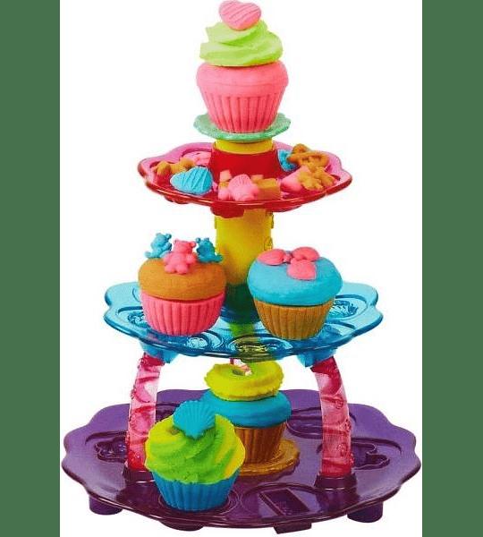 Play-Doh- Torre de Cupcake  (Hasbro)