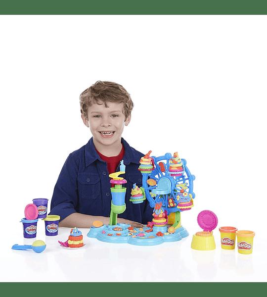 Play-Doh Noria de Cupcakes