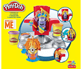 Play-Doh  Minions peinados alegres