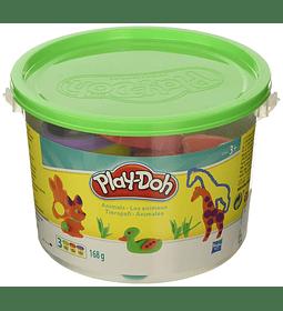 Play-Doh Cubito de Animales