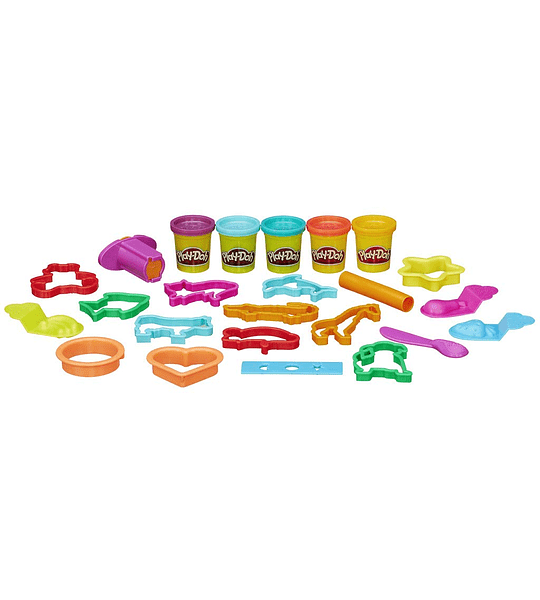 Play-Doh Cubito de Animales