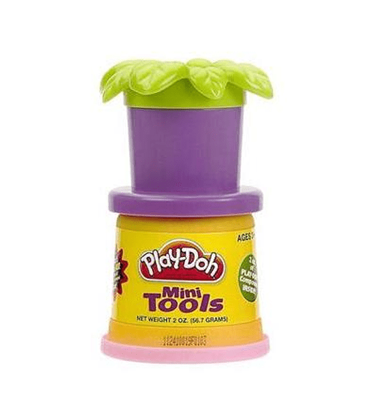 Play-Doh Mini Plastimoldes