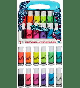 DohVinci - Deco Pop, colección de 12 colores