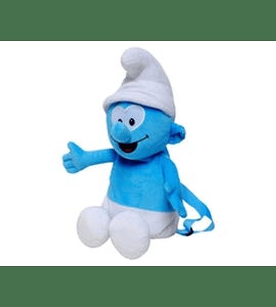 Pitufo Mochila de 35 Cm (The Smurfs- los pitufos)