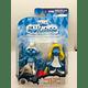 Pitufos - Figuras de Pitufina y Torpe, set de 2 Figuras (The Smurfs- los pitufos)