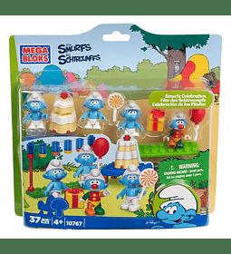 Pitufos - Pack de Mega Bloks The Smurfs