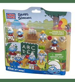 Pitufos - Set de Mega Bloks ( The Smurfs - los Pitufos)