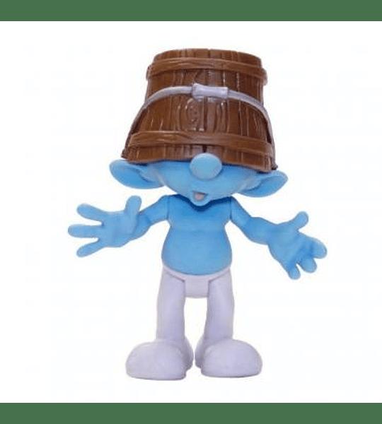 Pitufos - Figura de Tontin ( The Smurfs - Los Pitufos)