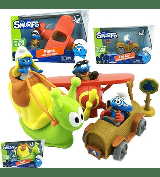 Pitufo - Piloto de avion ( The Smurfs - Los Pitufos