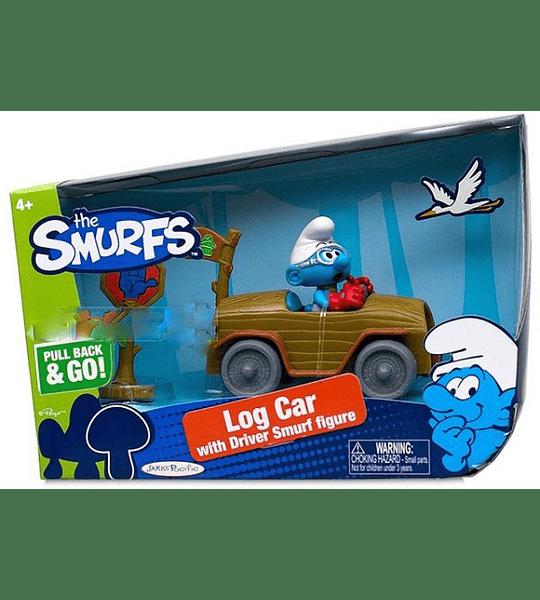 Pitufos - Piloto de Vehiculo ( The Smurfs -Los Pitufos)