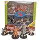 Tom y Jerry - Pack de 6 Figuras de Coleccion (Hanna Barbera)