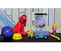 Clifford - Colección Premium set de 7 Figuras de la serie