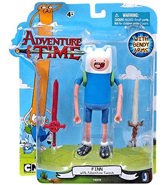 Hora de Aventura - figura de Finn