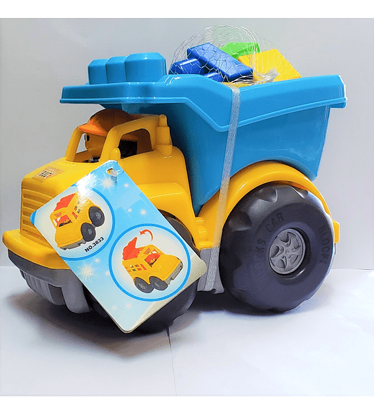 Camion Tolva - Lego Blocks Play