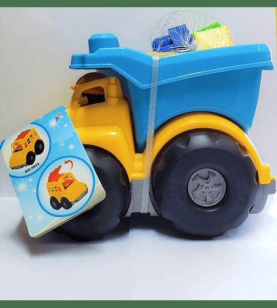 Camion Tolva - Lego Blocks Play