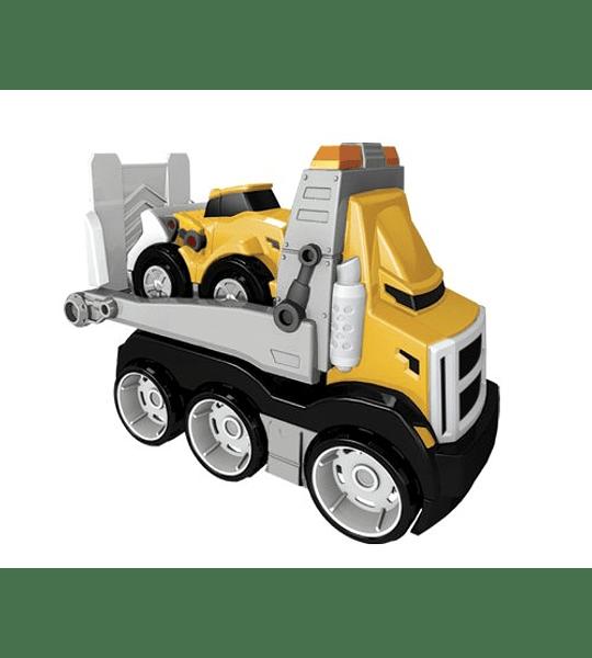 Mega Bloks - CAT Construction