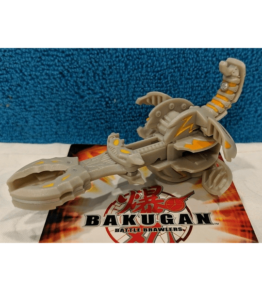 Bakugan - Super Assault Bakuvice Spin Master