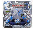 Monsuno - Core Combat - Lock v/s Evo  Doble