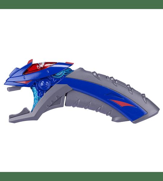 Monsuno - Lanzador azul con Luz