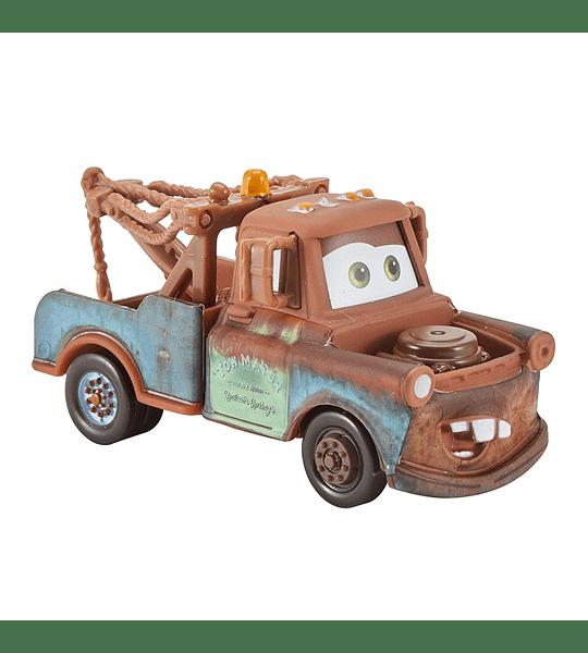 Cars - Vehículo Brown Mater,