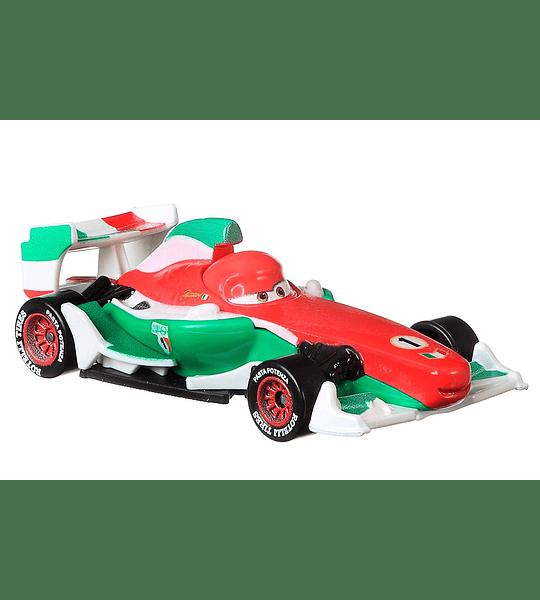 Cars - Vehículo Francesco Bernoulli