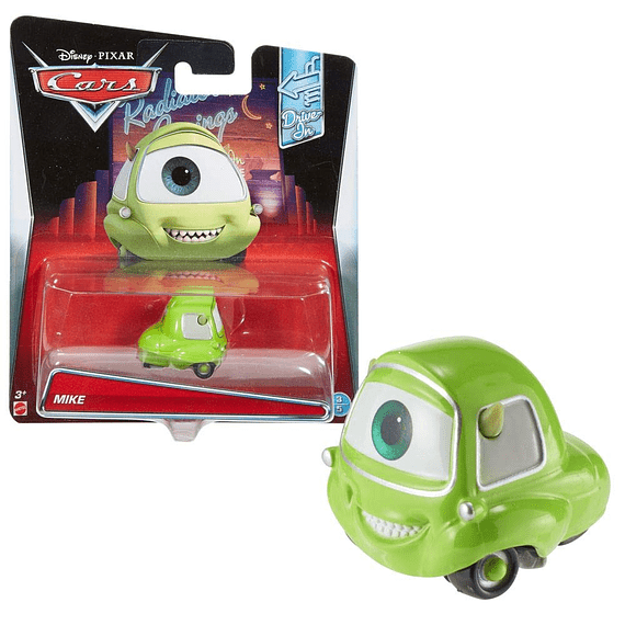 Cars - Vehiculo Mike